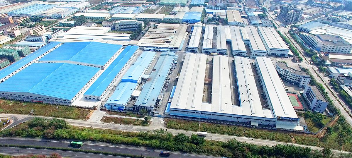 Factory Building